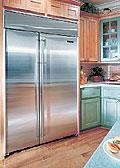 Холодильник типа side-by-side Subzero