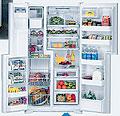 Холодильник типа side-by-side