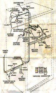 Схема устройства х-ка GE