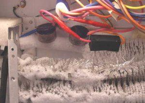 Холодильник GE Термостаты оттайки ы