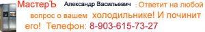 Мастер Александр Васильевич
